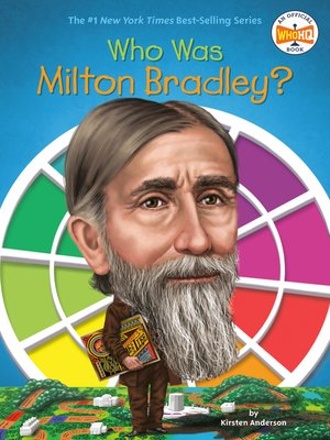 cover image of Who Was Milton Bradley?